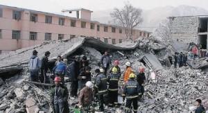Σεισμός 6,9 ρίχτερ στην Κίνα