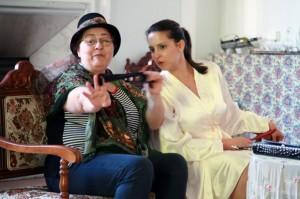 Η Κυρία Αιγκρεβίλ με τη Σουζάν
