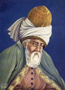 Rumi or Mevlana